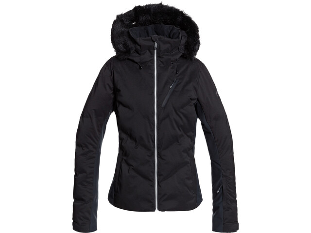 Roxy Snowstorm Snow Jacket Women, true black